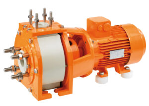 Munsch Pumps GmbH pumpe model NP-B