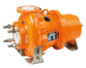 Munsch Pumps GmbH pumpe model NPC
