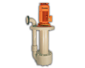 Munsch Pumps GmbH pumpe model TNP
