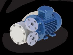 ROTOS-divisionen af Gruppo ATURIA pumpe model PTM