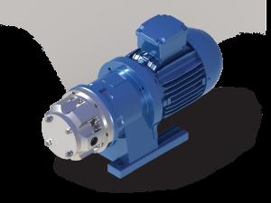 ROTOS-divisionen af Gruppo ATURIA pumpe model SVM